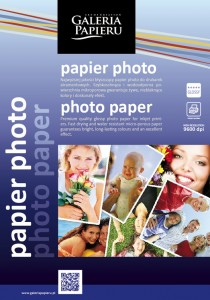 Papier photo A4 glossy - 170 g/m2 - 20 ark